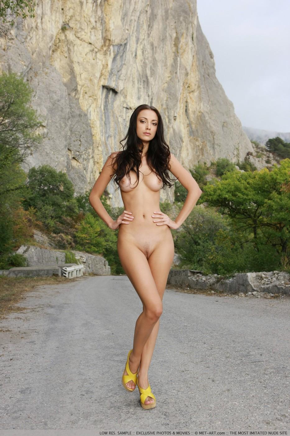 Anna K Art Nude Modelling Image