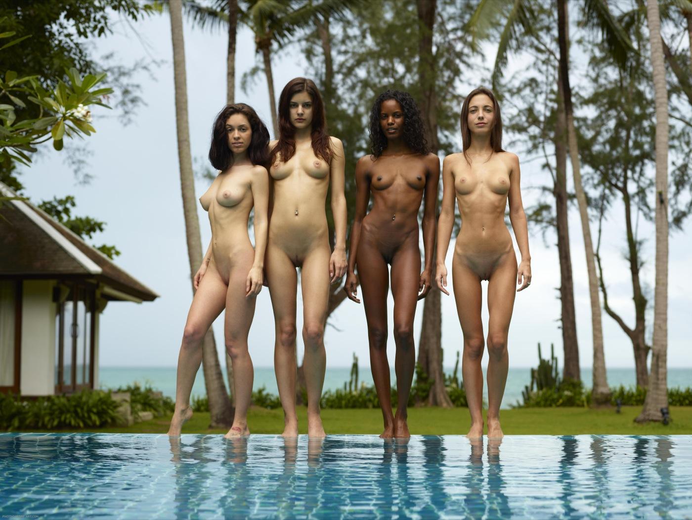 Thick lebanese girls naked