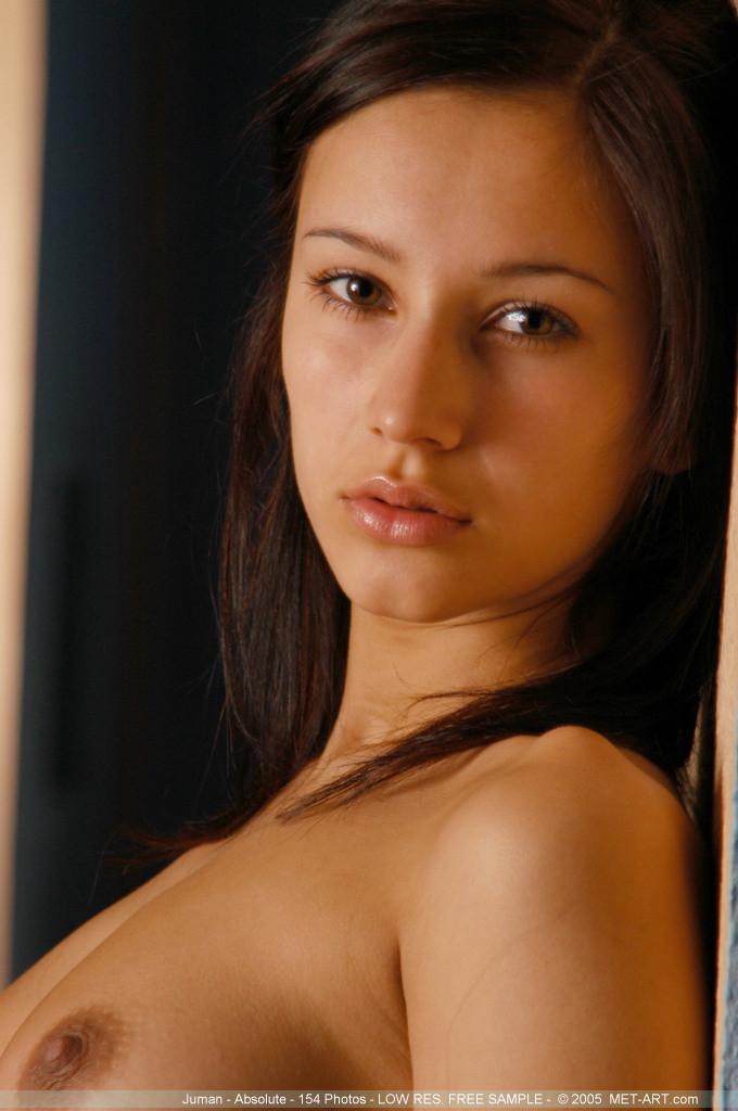 Brunette Poly Russian Babe Pornstar