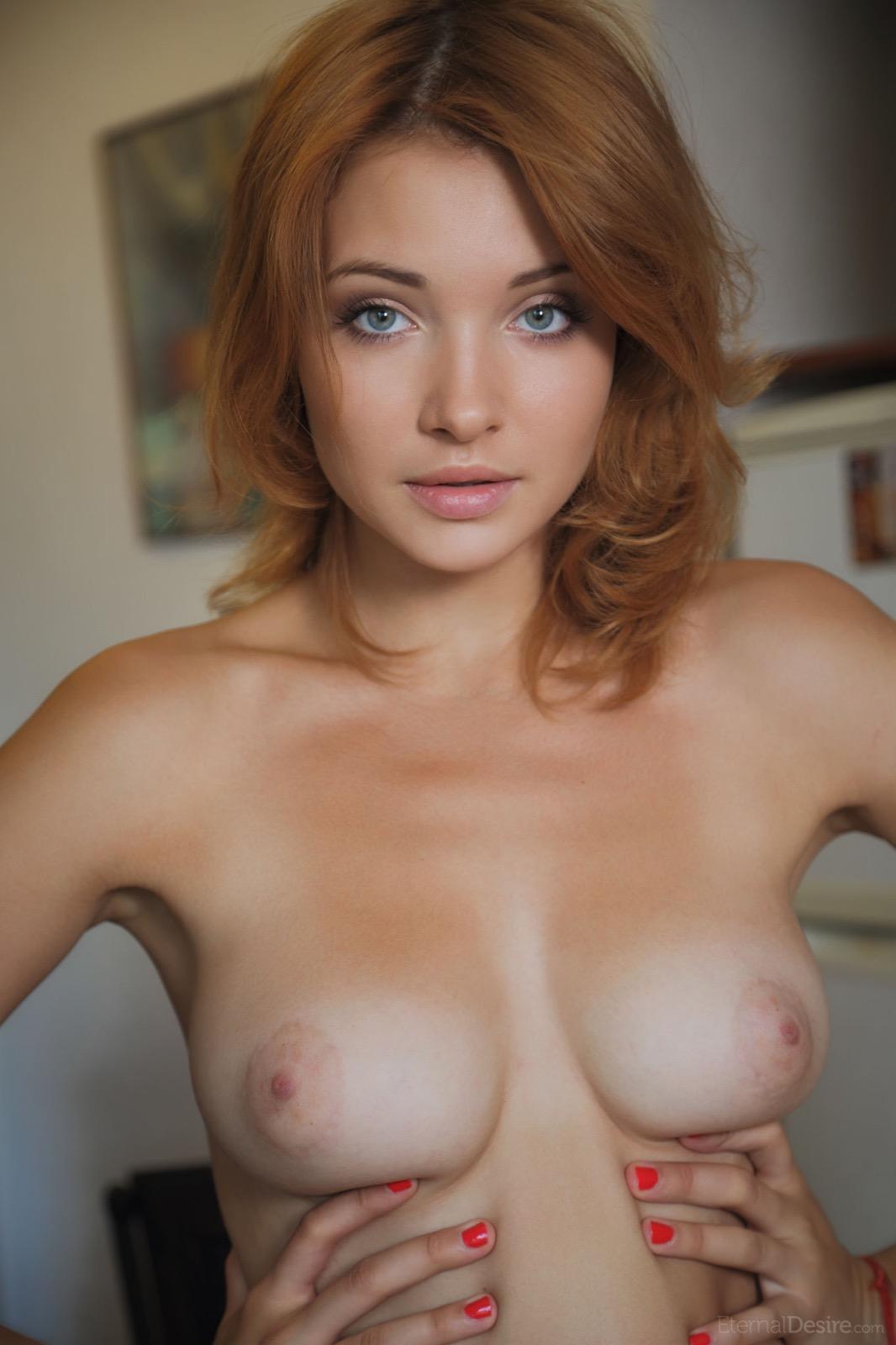 Green eyes brunette pics