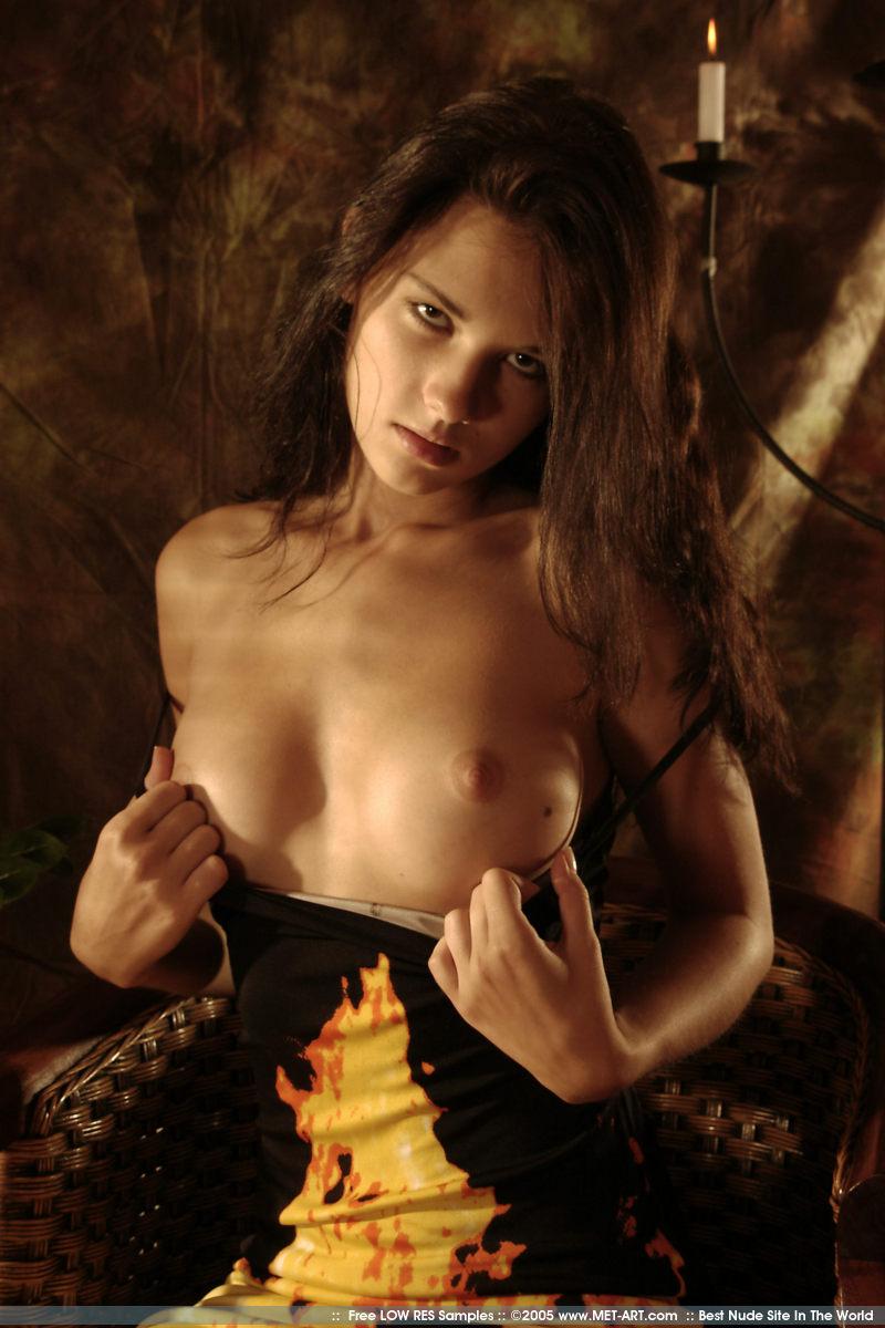 Indonesian Naked Actress