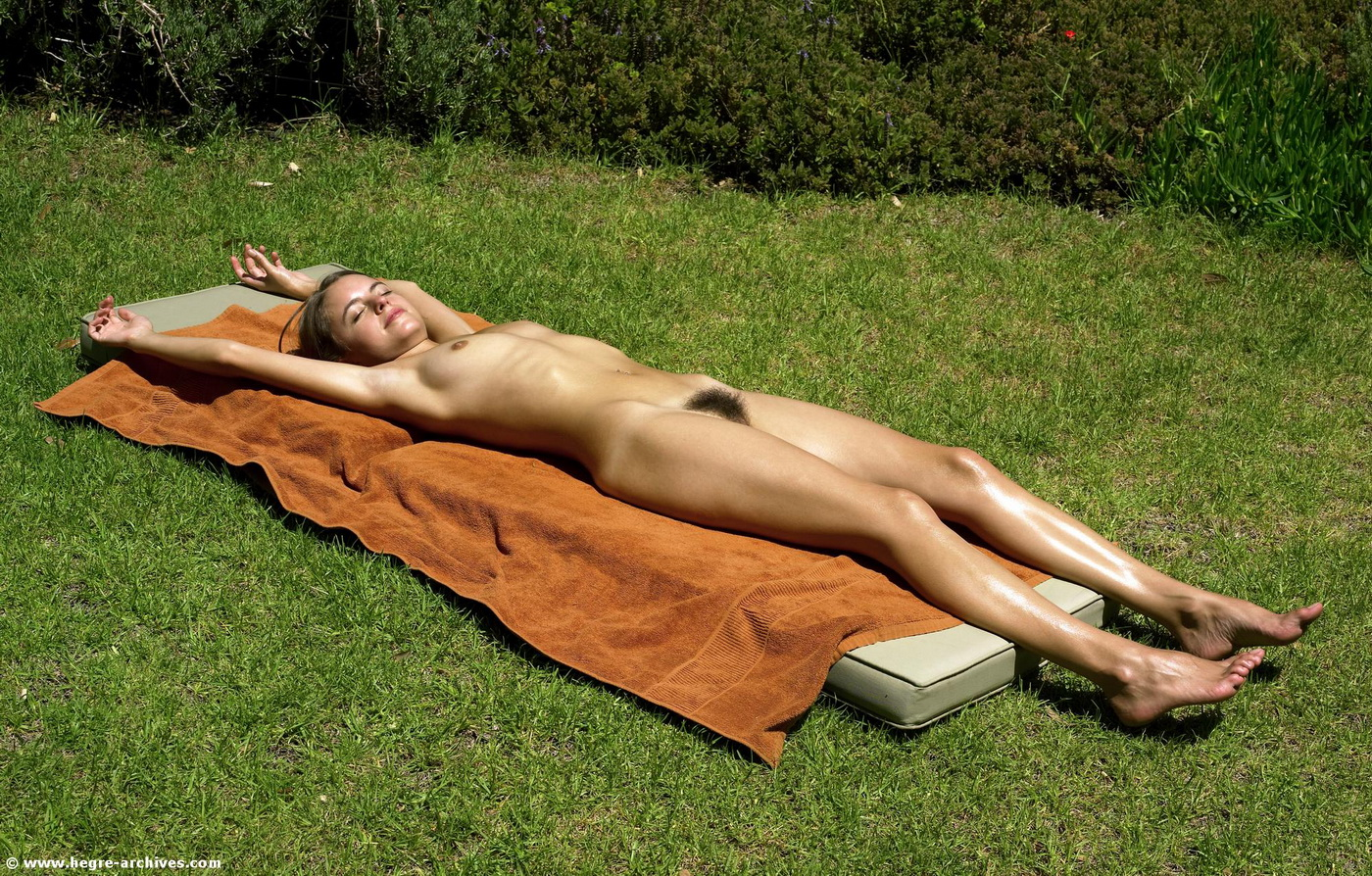 Wife Laying Out Naked